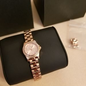 Marc by Marc Jacobs Rosegold Watch